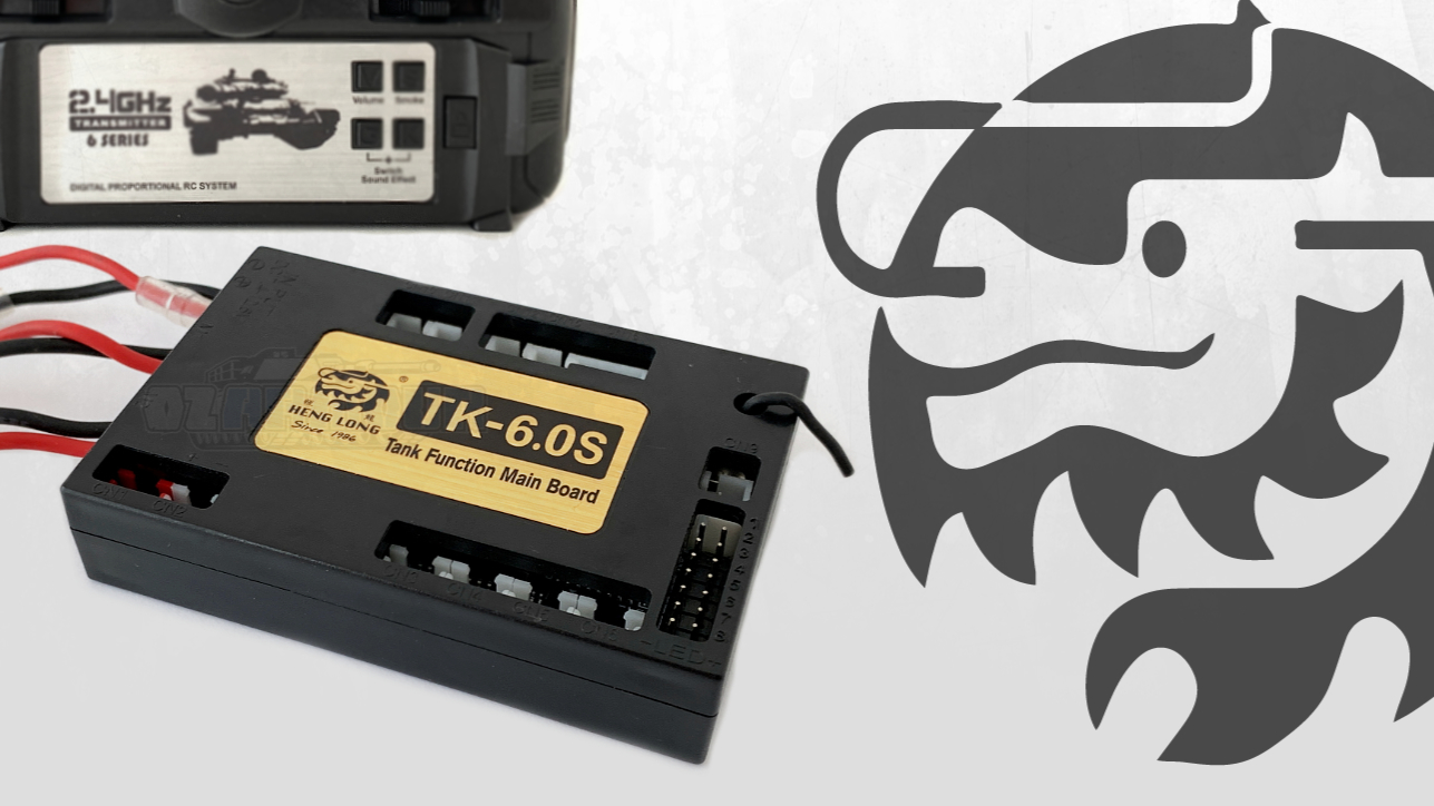 What's The Difference Between The Heng Long TK 6.0 and TK6.0s Multifunction Board for RC Tanks