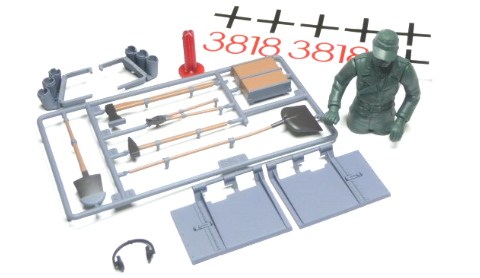 Heng Long Taigen Tamiya 1/16 RC Tank Spare Parts