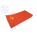 1/16 Russian Vehicle Aerial Recognition Flag (Hammer And Sickle)