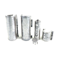 Metal Exhaust Upgrade For 1:16 Scale Heng Long Mato Tiger I RC Tank MT040