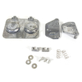 TAG120281 Taigen Metal Hatch Set For 1/16 King Tiger (Henschel) or Jagdtiger RC Tank