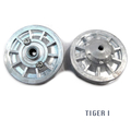 Metal Idler Wheel Set with Bearings for Heng Long 1/16 Tiger I RC Tank MT001i