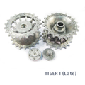 Metal Drive Sprocket Set (Late) For Heng Long 1/16 Tiger I RC Tank MT191