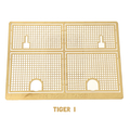 Photo Etched Grill/Mesh Screen Set for 1/16 Heng Long, Taigen or Tamiya Tiger I RC Tank TAG120008