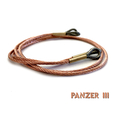 Taigen 1/16 Metal Tow Cable Set for Panzer III And Stug III RC Tanks TAG120146